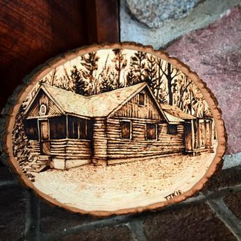 Rivet Cabin