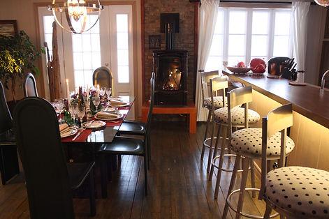 Appartement touristique à louer, Saint-Laurent-de-l'Île-d'Orléans, région de Québec, location, hébergement, appartement de tourisme à louer