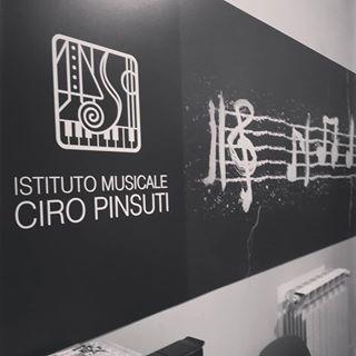 Pentagramma, note musicali, Istituto Musicale Ciro Pinsuti