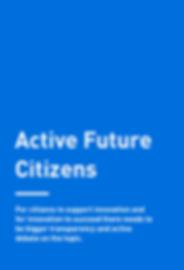 Actie Future Citizens