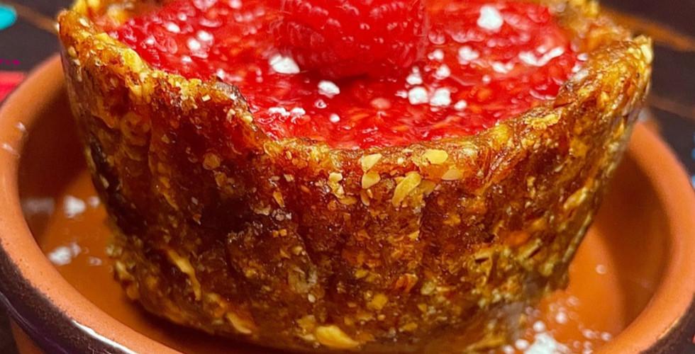 Chocolate Raspberry Amore Cake