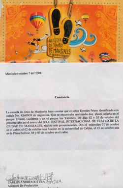 Festival Manizales - Colombia- 2008.jpg