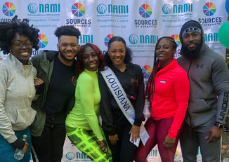 We did it! NAMI Walks Montgomery County 2019!