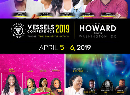 Enter to win FREE tickets to the 2019 Vessel Conference