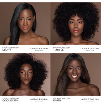 "Anastasia Beverly Hills ""For Colored Girls"""