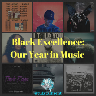 Black Excellence: Our Year in Music