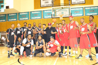 Hollywood Hoops Celebrity Game