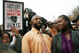 Trayvon Martin's parents write book on 5-year anniversary