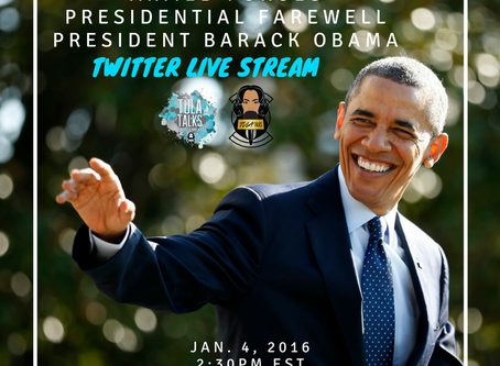 Watch live Armed Forces Farewell Ceremony for President Barack Obama