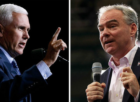 How to watch the Vice Presidential debate