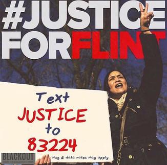 #JusticeForFlint