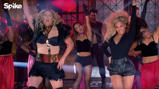 Watch Beyoncé Crash Channing Tatum's 'Lip Sync Battle' And Weep