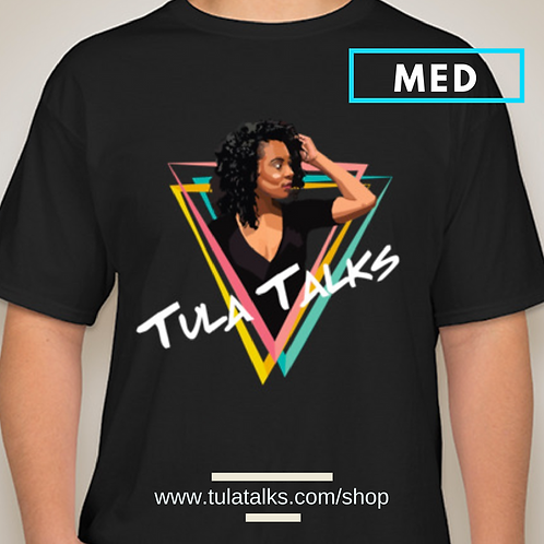 Tula Talks (black medium)