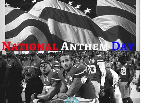 National Anthem Day: America's Historic Protest
