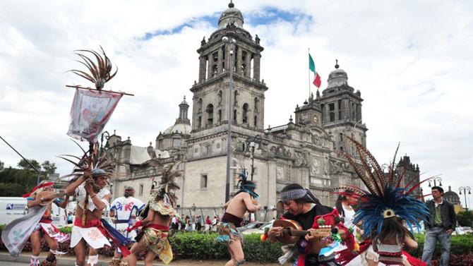 10 lugares que visitar en México D.F.