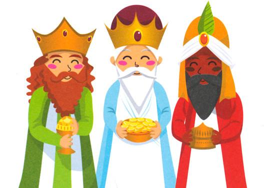 ¡Ya vienen los Reyes Magos!