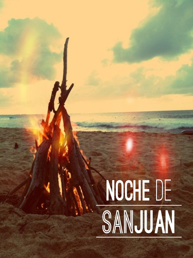 "The most magical night of the year: ""la Noche de San Juan """