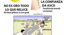 Spanish sayings III