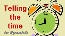 What time is it? Learn how easy is to tell time in Spanish! Part II