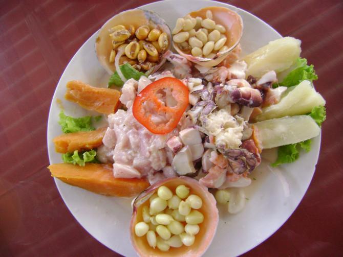 El cebiche: la receta de uno de los platos más típicos de Latinoamérica
