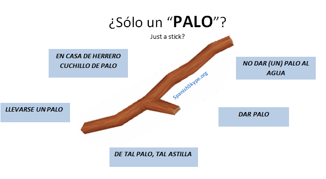 "Expressions with ""PALO"""