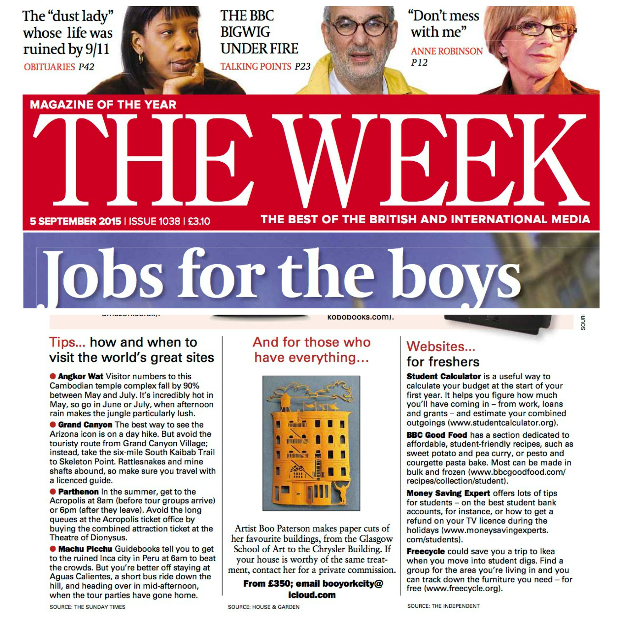 The Week - feature