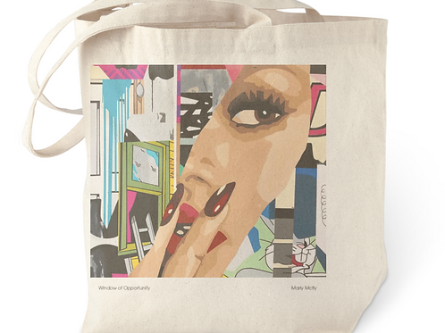 Window of Opportunity Tote Bag