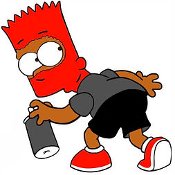 marly mcfly bart simpson