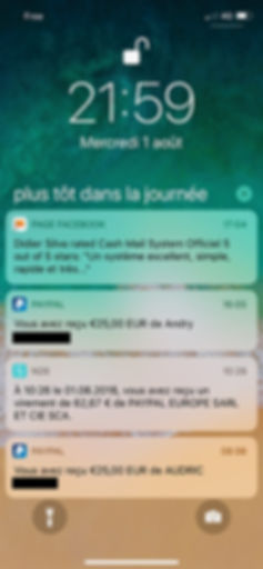 Paypal - 1er aout 2018 - iPhone X.jpg