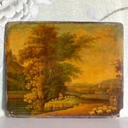 A charming English pastoral scene C. 1830.