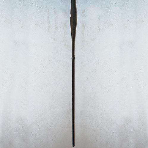 A Rurutu Island spear club
