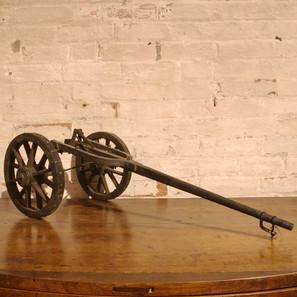 Gun Carriage.