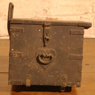 Cartridge/amunition boxes.