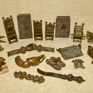 A Collection of Ashanti Goldweights.