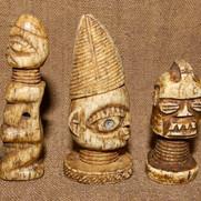 Eshu amulets.