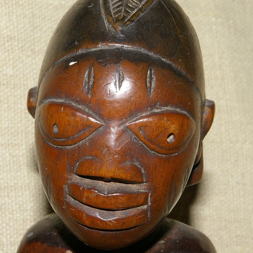 An Ere Ibeji Figure. Abeokuta style, Egba region, Yoruba, late 19th C.
