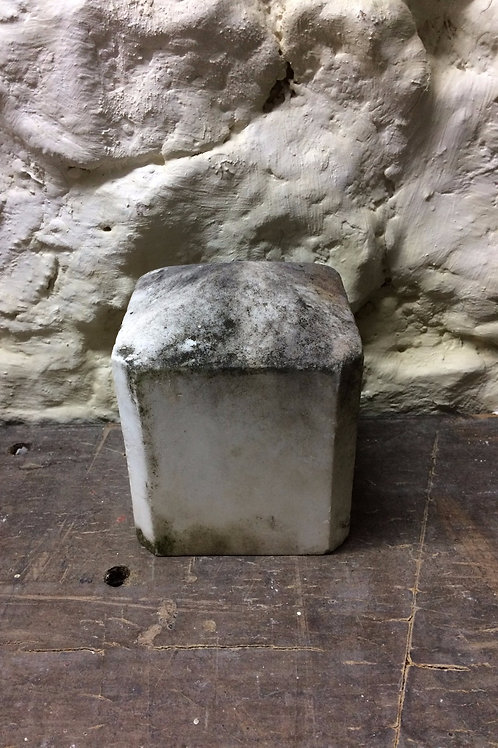 A 19th C marble fragment SOLD