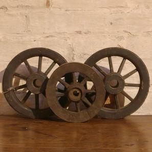 Cannon wheels.