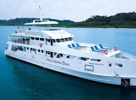 Dive Sites in the Andaman Sea – Similan Islands, Surin and Myanmar Diving