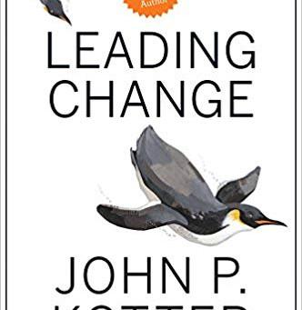 Los 8 pasos clave para el cambio organizacional