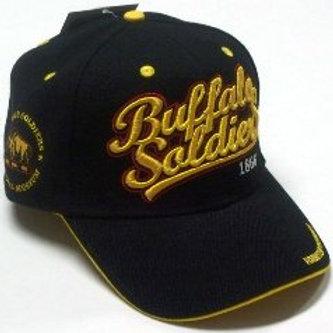 Buffalo Solider Cap