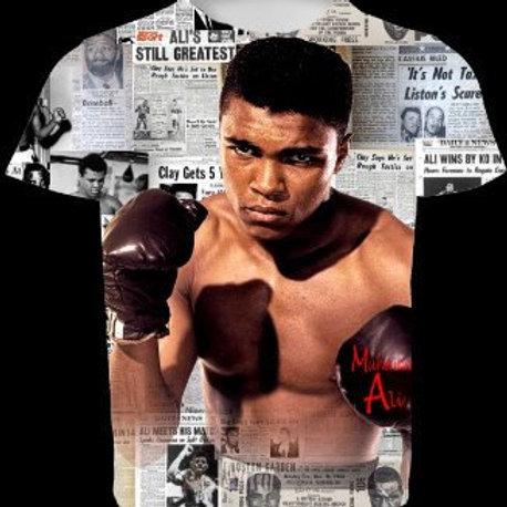 Muhammad Ali News Print