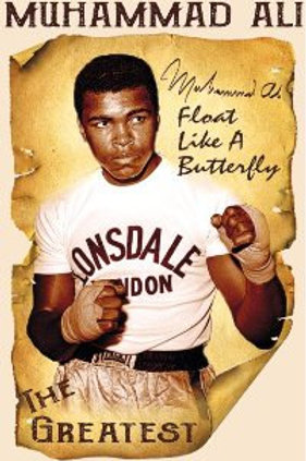 Muhammad Ali  Famous Quote