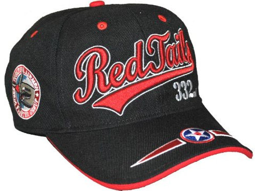 Tuskegee RedTails Cap