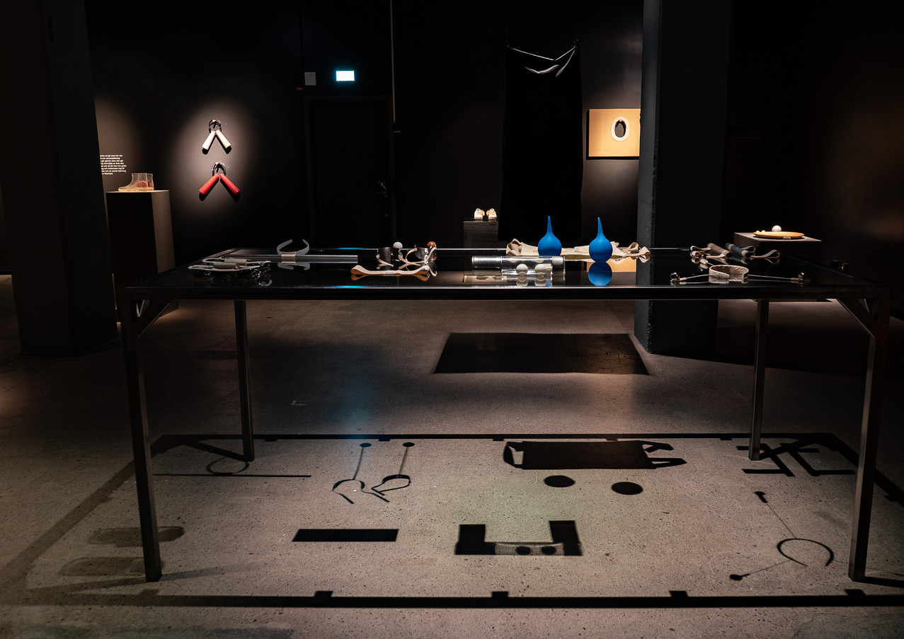 Exhibition Sound to Wear_at Textile Muse