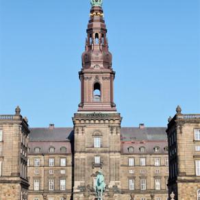 Christiansborg Tower, City Center, Copenhagen