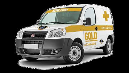 ambulancia gold