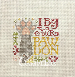 NEW RELEASE - Beg Your Pawdon