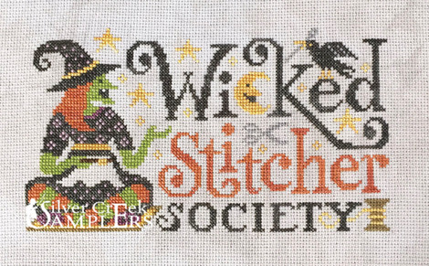 NEW RELEASE - Wicked Stitcher Society