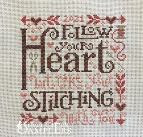 NEW RELEASE - Follow Your Heart